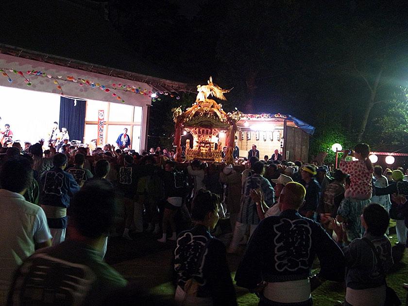 馬絹神社例大祭