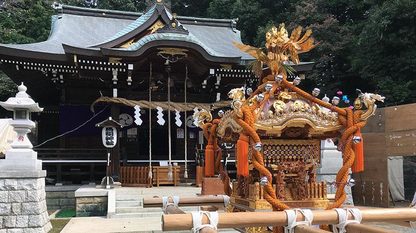 平成29年度 馬絹神社 秋季例大祭のお知らせ