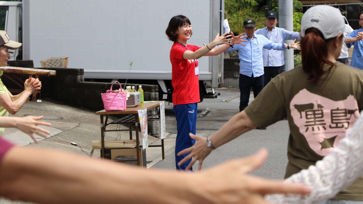 「平台さわやか体操会」 5周年記念イベントを開催