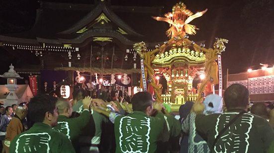 平成30年度 馬絹神社 秋季例大祭が盛大に開催されました