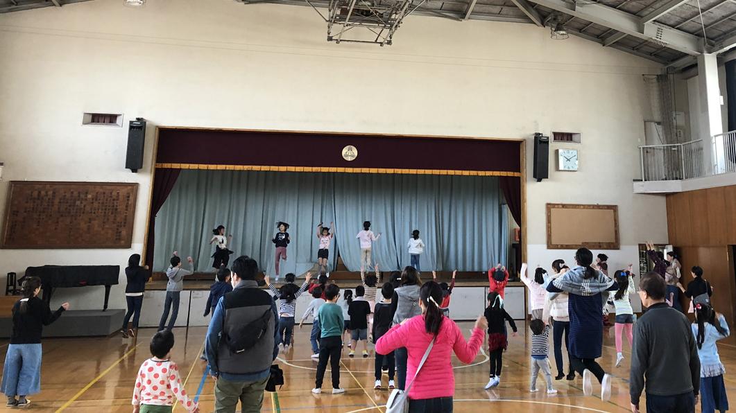 2018「馬絹子ども会」お楽しみ会を開催