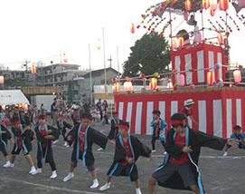 盆踊り-2