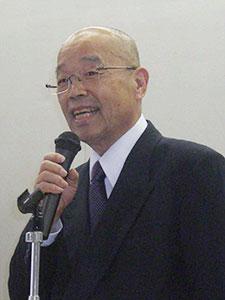 角田馬絹町内会会長