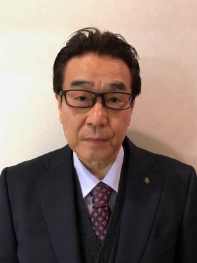 馬絹町内会会長 目代鉄男氏