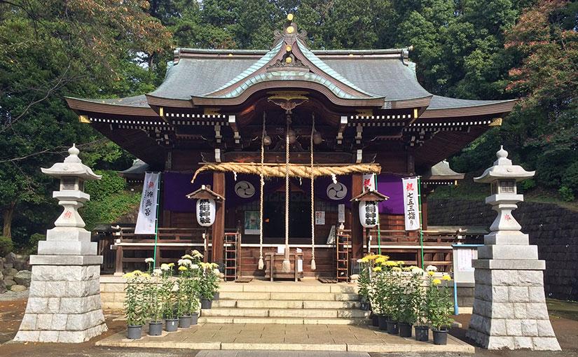 平成30年度 馬絹神社 七五三詣のご案内
