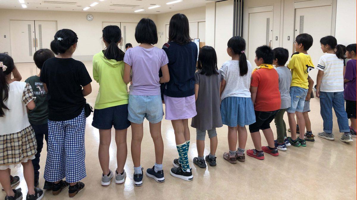 2019「馬絹子ども会」お楽しみ会を開催