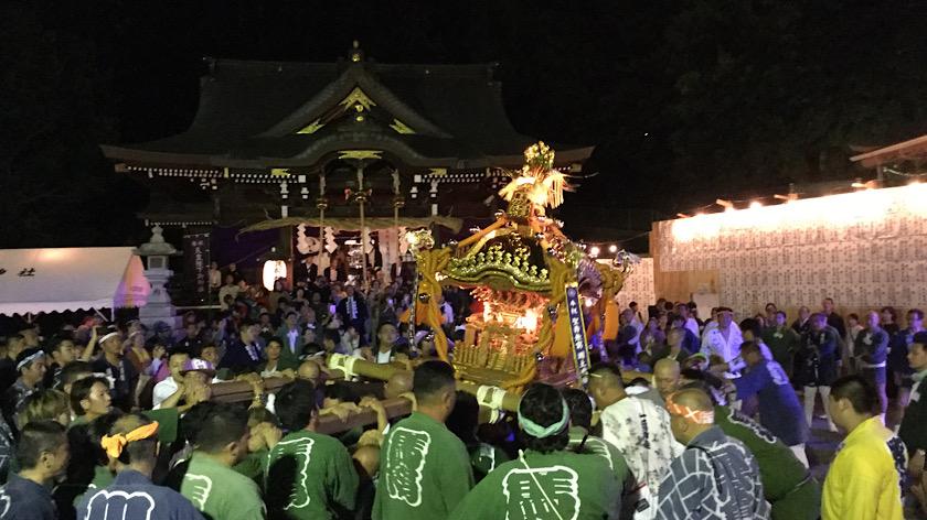 令和元年度 馬絹神社秋季例大祭「馬絹神社 秋祭り」開催