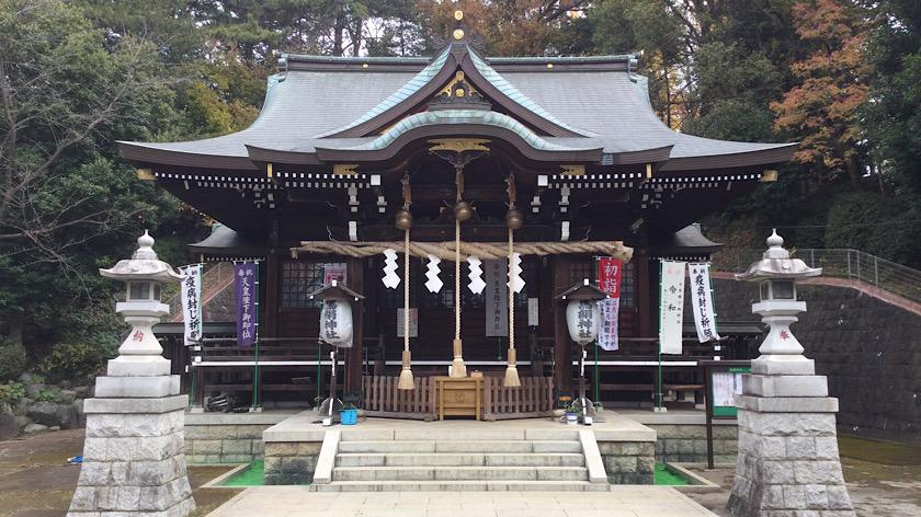 令和三年馬絹神社の初詣は分散参拝で